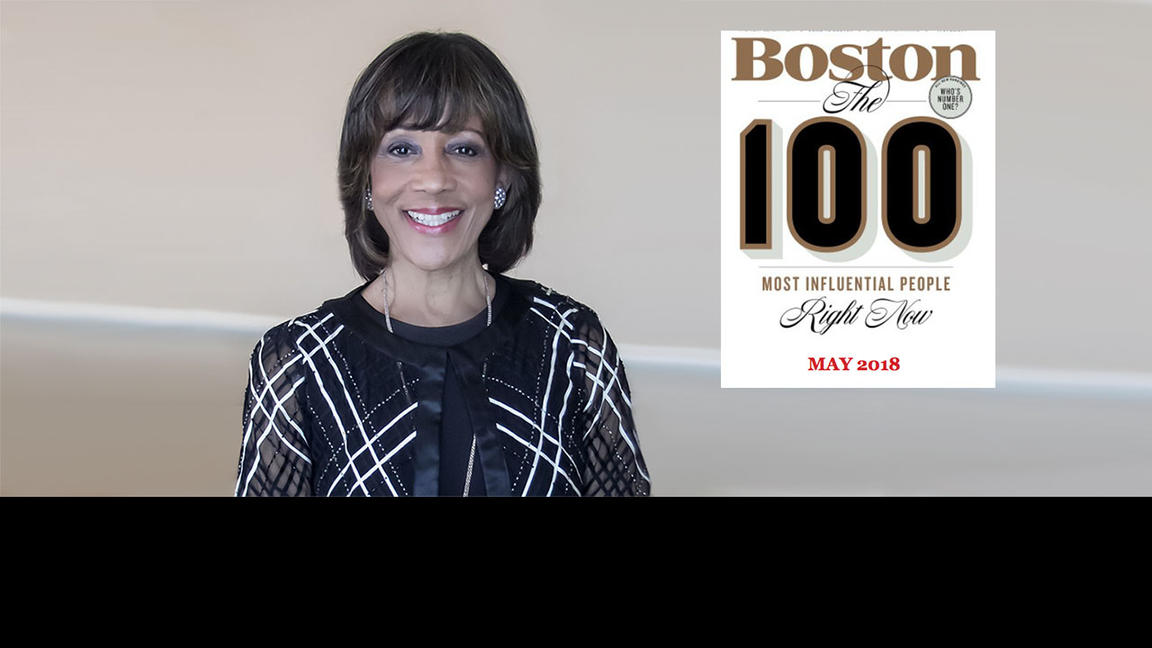 Deborah C Jackson in Boston Magazine's Top 100