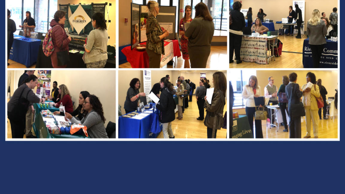Annual Health and Human Services Career Expo
