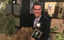 "Sean Musselman: ""Science Teacher of the Year"""